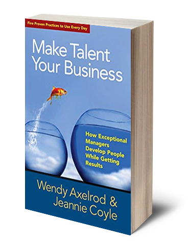 Book by Dr. Wendy Axelrod