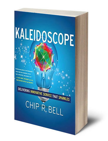 Book by Dr. Chip Bell