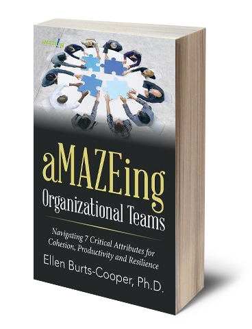 Book by Dr. Ellen Burts-Cooper