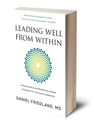 Book by Dr. Daniel Friedland