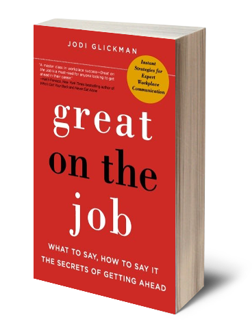 Book by Jodi Glickman