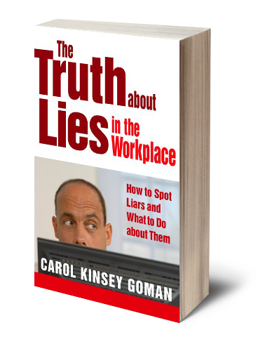 Book by Dr. Carol Kinsey Goman