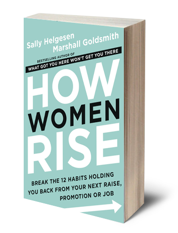 Book by Sally Helgesen