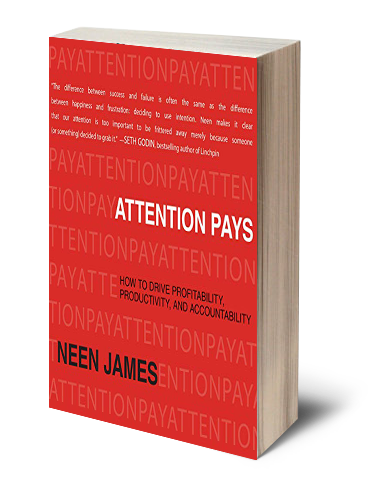 Book by Neen James