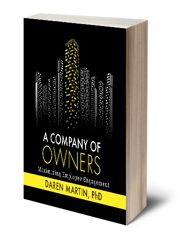Book by Dr. Daren Martin