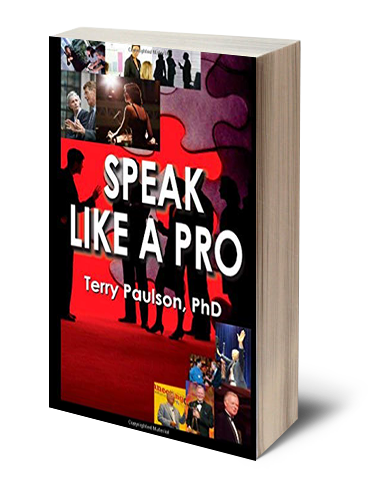 Book by Dr. Terry Paulson