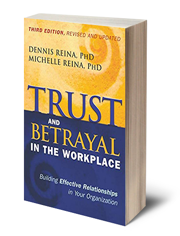 Book by Dr. Dennis Reina