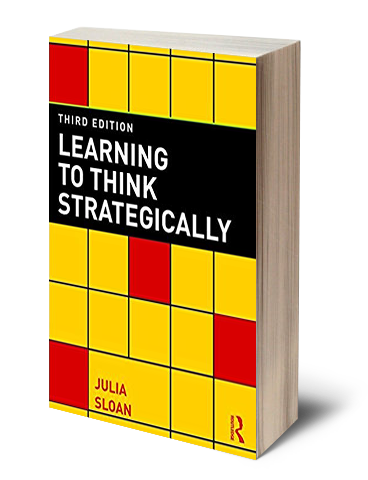 Book by Dr. Julia Sloan